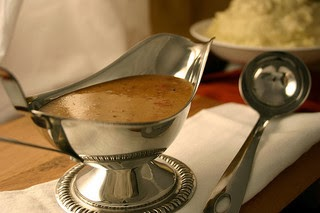 Meatless Korma gravy recipe photo by Glory Foods