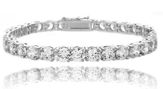 Tennis Bracelet Zirconia5