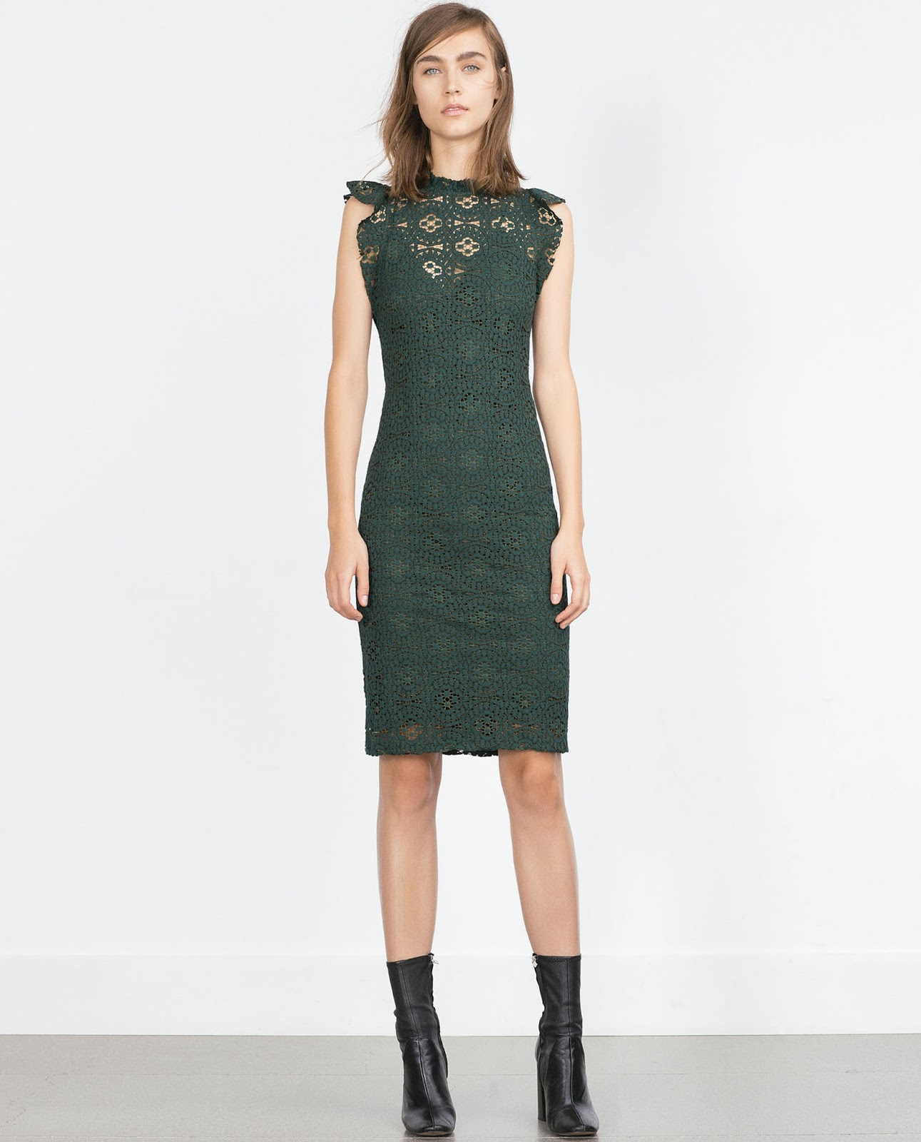 Eniwhere Fashion - Zara's Wishlist - Natale - dress