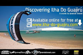 Discovering Ilha do Guajiru