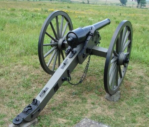 10-Pounder Parrott Rifle picture 4