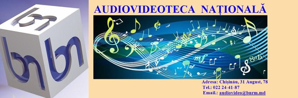 Audiovideoteca Naţională