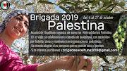 Brigada 2019 Palestina