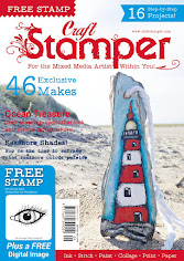Published in Craft Stamper Magazine September 2018