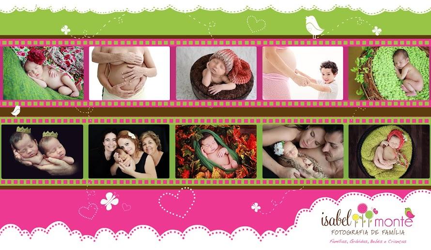 Sessões Fotográficas | Família | Grávida / Pré-Mamã | Recém-Nascido | Bebé | Criança | Lisboa