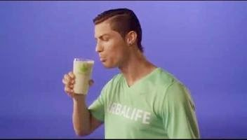 CR7 drink Herbalife