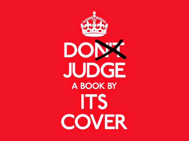 Judge A Book By Its Cover