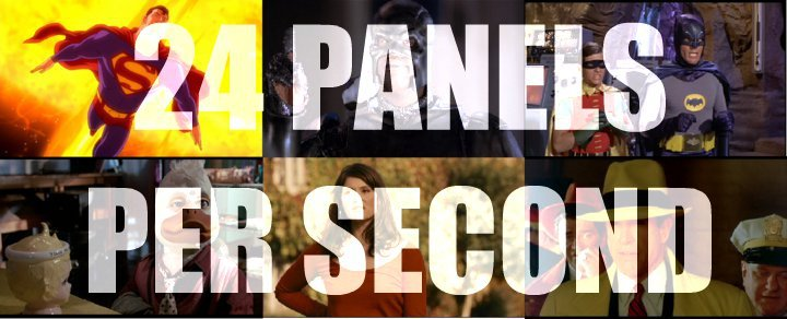 24 Panels Per Second