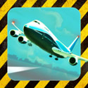 MAYDAY! Emergency Landing Icon Logo
