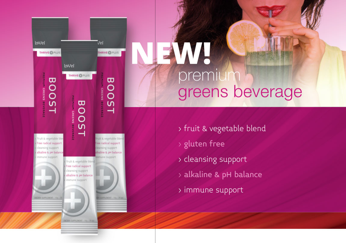 Free Thrive By Le Vel