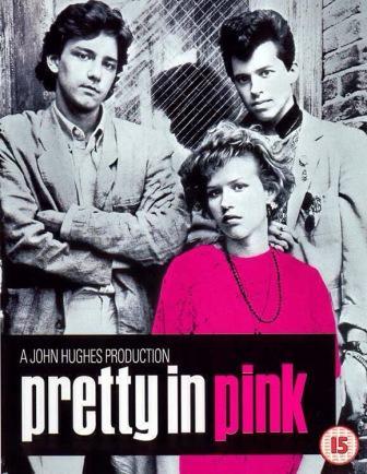 La chica de rosa, film