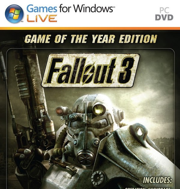 [辐射3:年度版][Fallout 3 (Game of the Year Edition)][简体中文版 ...