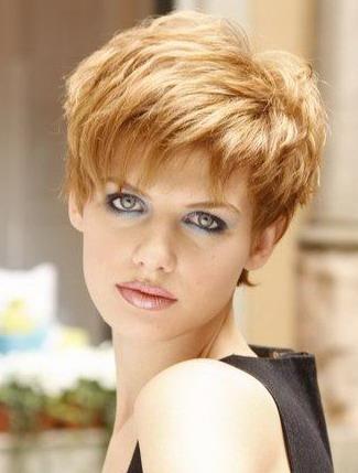 Model rambut pendek yang mungkin bisa menjadi model rambut pendek