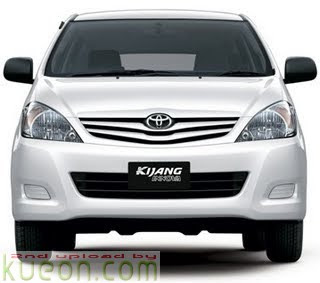 Harga Toyota Kijang Innova Terbaru Agustus 2012
