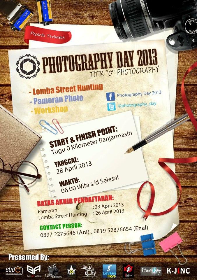 Event Photography terbaru bulan April 2013 - Untuk merayakan hari ...