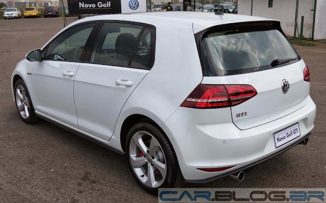 Novo Golf GTI 2013 - Branco Puro