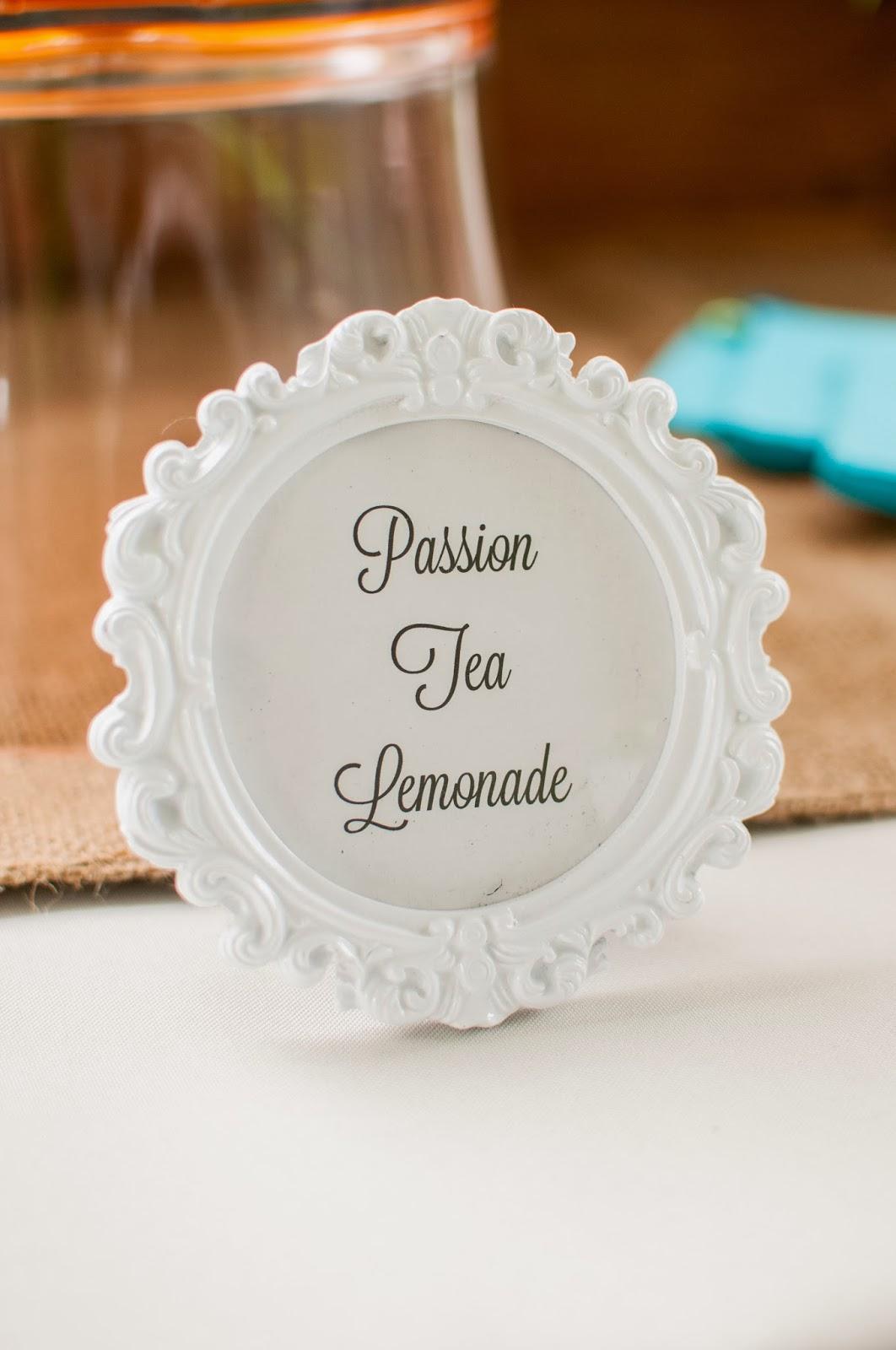 SWEET TEA DIARIES: Wedding Wednesday: Decorations & Details