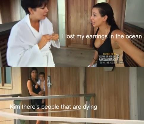 kim+kardashian+loses+earring+in+the+ocea