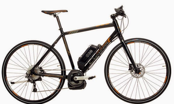Bafang elcykel