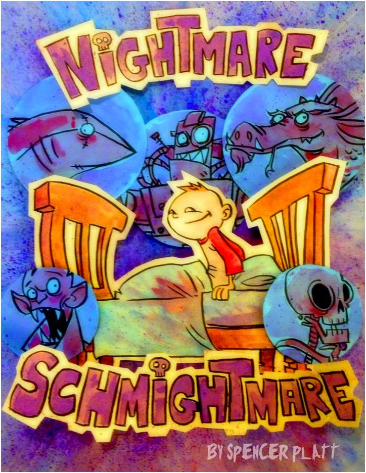 Help your child deal with nightmares in this family read-aloud