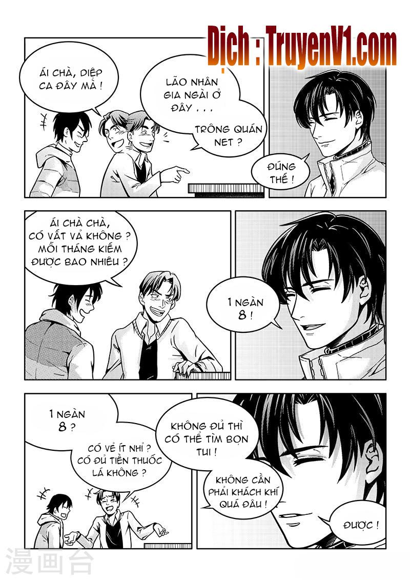 Toàn Chức Cao Thủ Chap 109 - Trang 4