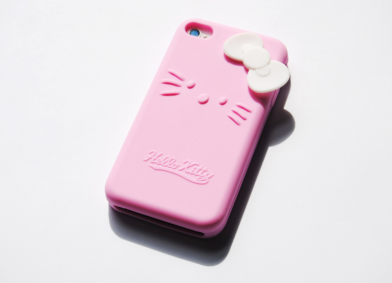 Hello Kitty iPhone Case : This Fashion is Mine