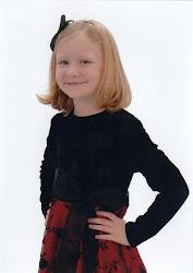 Juliana, Age 8