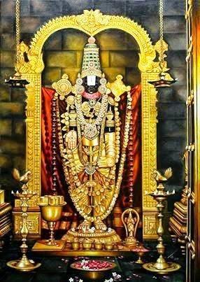 Lord Venkatesha (Sri Narayan)