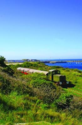 Alderney train