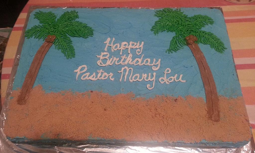 Cakes By Ruth Beach Cake