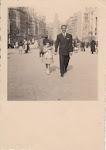 mi tio Guillermo y yo en Valencia