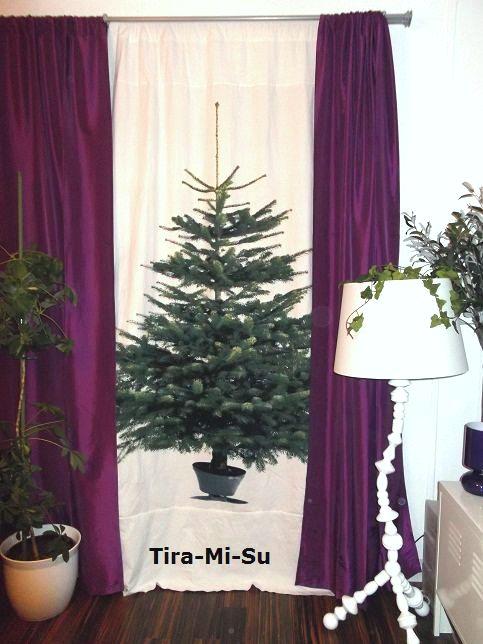 Blogworld of tira mi su das tannenb umchen namens margareta for Ikea tannenbaum