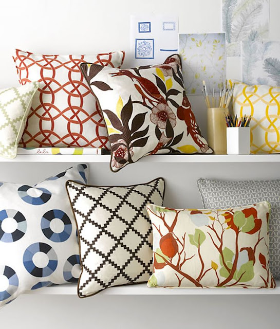 Decorative Pillows Bedroom
