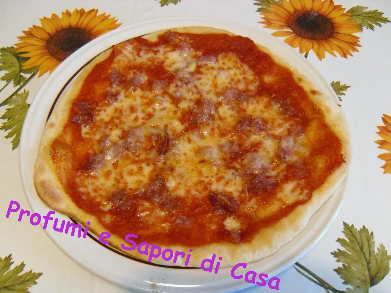 Profumi e sapori di casa pizze con lievito madre for Casa francese di abiti e profumi