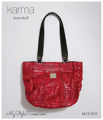 Miche Karma Demi Shell May 2013 from MyStylePurses.com