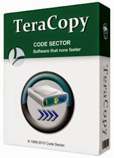 TeraCopy yakni sebuah kegiatan yang dirancang khusus untuk menyalin dan memindahkan file  Download Gratis TeraCopy Terbaru (Versi 2.3)