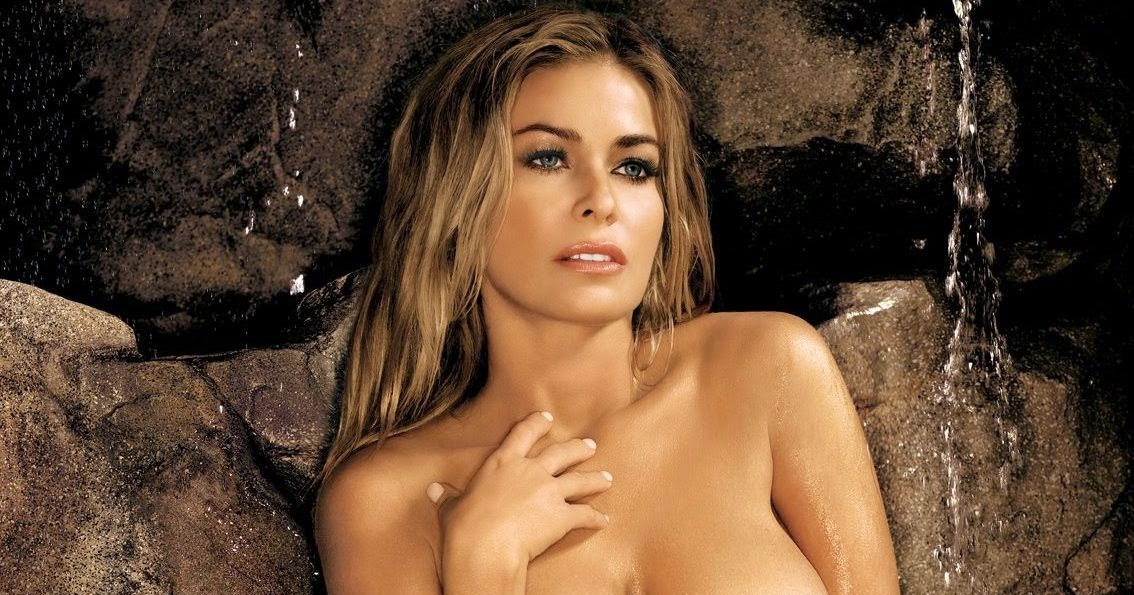 Carmen electra video de sexo desnudo