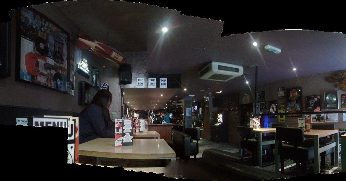 Solid Rock Cafe Alabama
