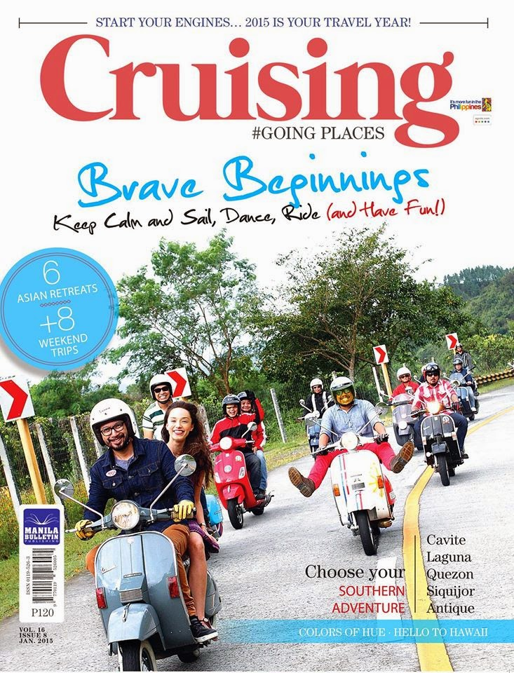 Check out my article on The Urban Farm in Manila Bulletin's Cruising Magazine!
