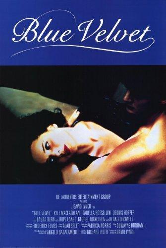 Poster of (18+) Blue Velvet 1986 720p BluRay Dual Audio
