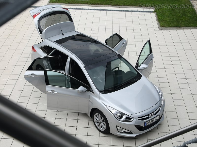 صور سيارة هيونداى i40 واجن 2012 - اجمل خلفيات صور عربية هيونداى i40 واجن 2012 - Hyundai i40 Wagon Photos Hyundai-i40-Wagon-2012-19.jpg