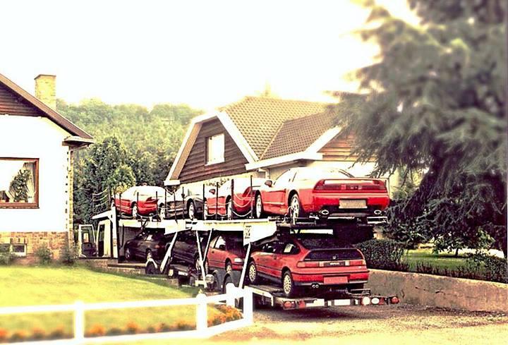 Honda NSX, CRX, JDM, VTEC