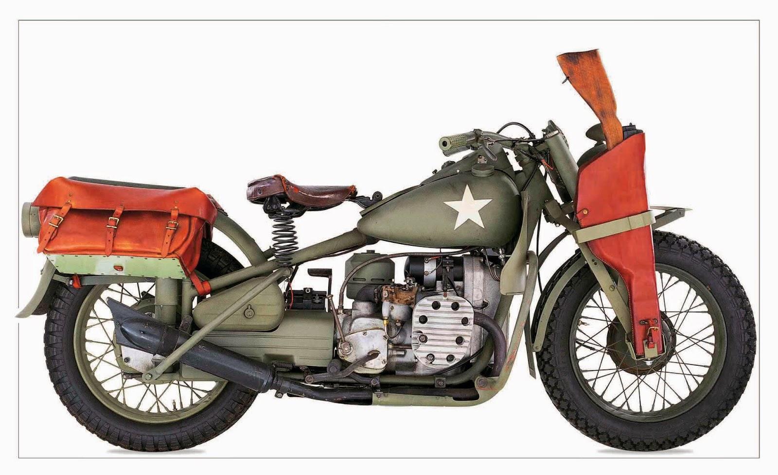 Harley Davidson 1942 XA