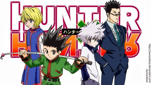Kata Mutiara Bijak Cinta dalam Anime Hunter x Hunter