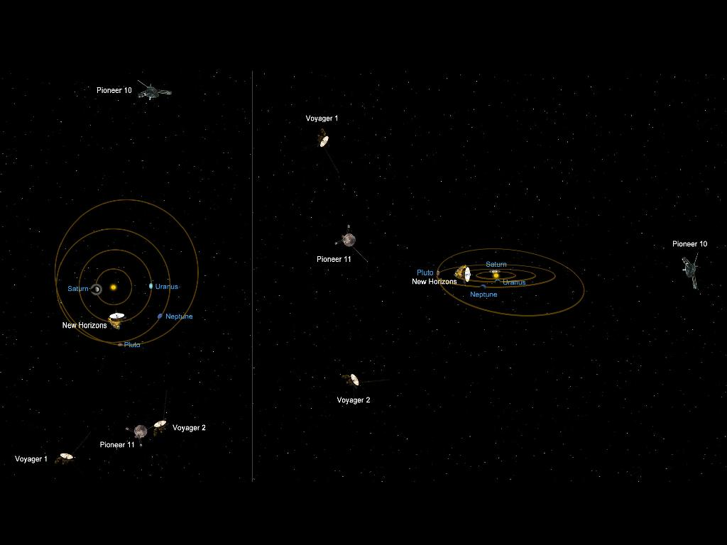 voyager 1 distance - photo #6