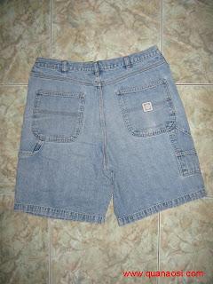 Quần short jean size size lớn 38 - 40