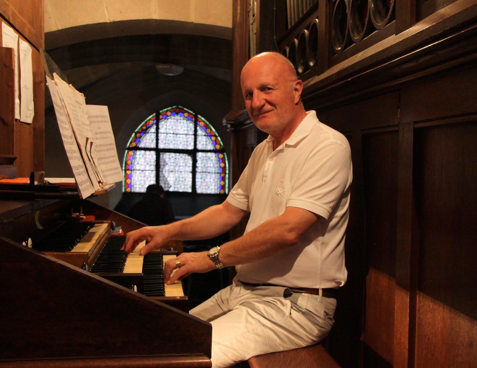 Un été avec Bach