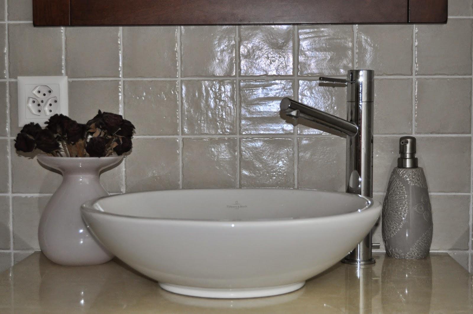 inspiration shabby: il mio bagno provenzale - Piastrelle Bagno Provenzale