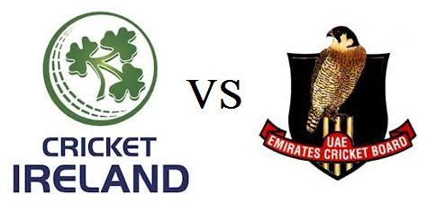 UAE VS Ireland 8th match