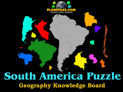South America Puzzle